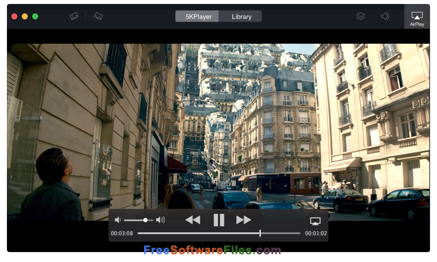 5KPlayer 4.3 Free Download latest version
