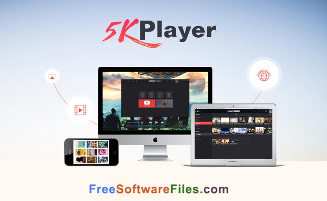 Free Download 5KPlayer 4.3 offline installer