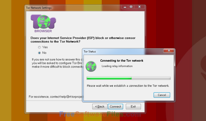 Free download Tor Browser for windows 7