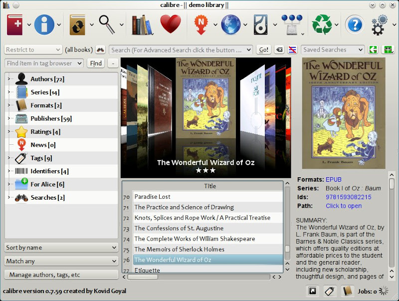 Calibre 3.4.0 Free Download review