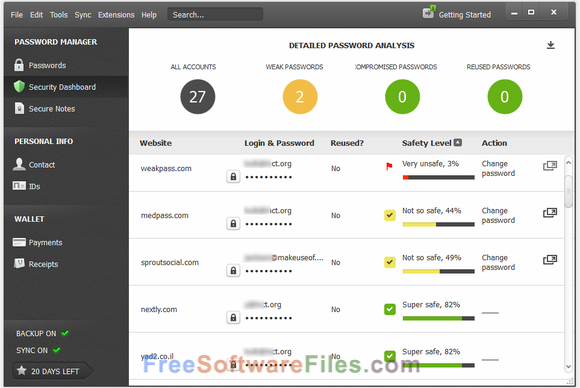 Dashlane 4.8.2 Free Download latest version