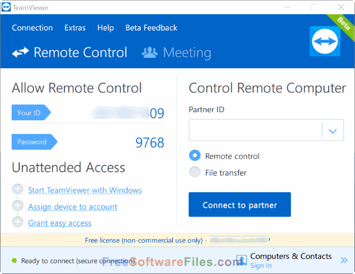 teamviewer 12.0 license key