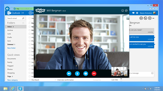 Skype 7.38 Free Download for pc