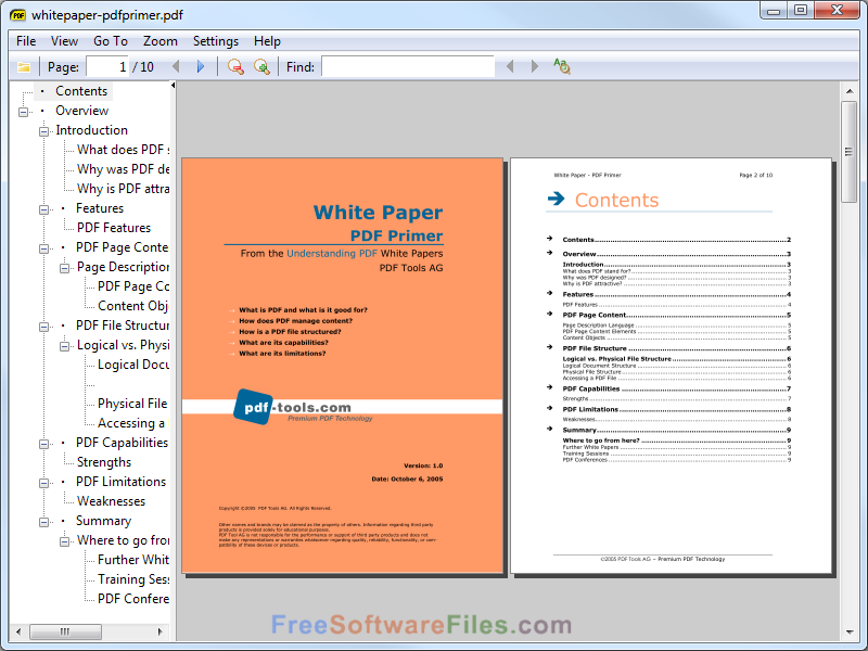 sumatra PDF 3.1.2 Free Download review