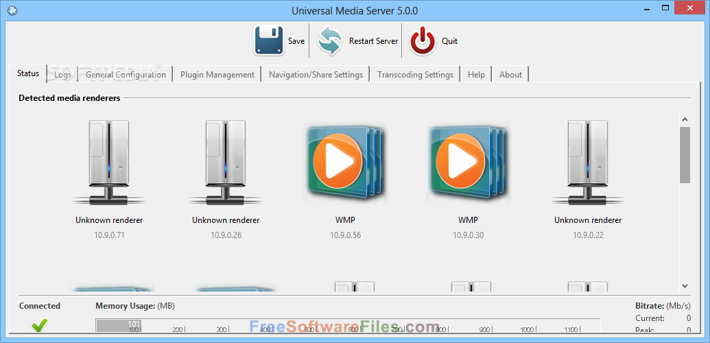 universal media server 6.7.2 free download windows 10