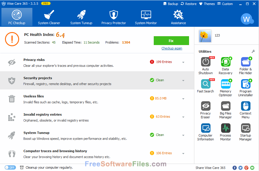 wise care 365 full version free download