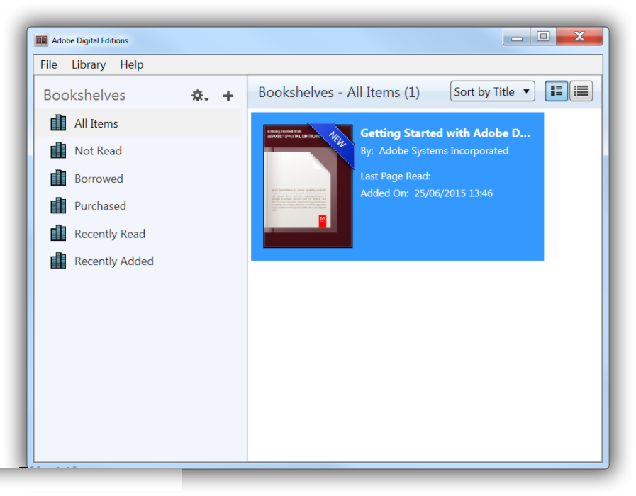 Adobe Digital Editions 4 5 2 Free Download