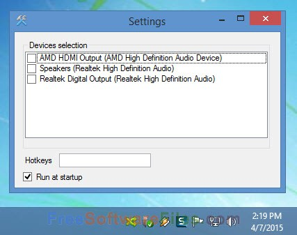SoundSwitch 3.15.1 Free Download latest version