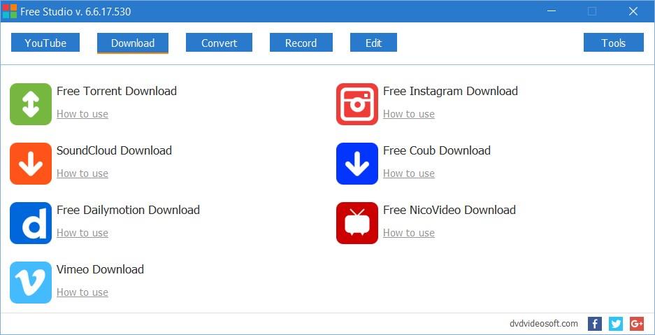 free studio 6.6 offline installer