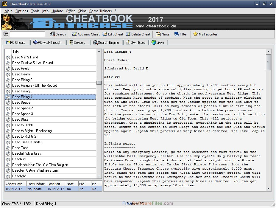 cheatbook 2017 free download