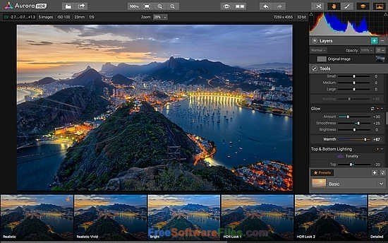 Aurora HDR 2018 Free Download full setup