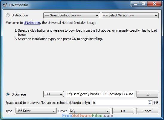 UNetbootin 6.57 Offline Installer Download