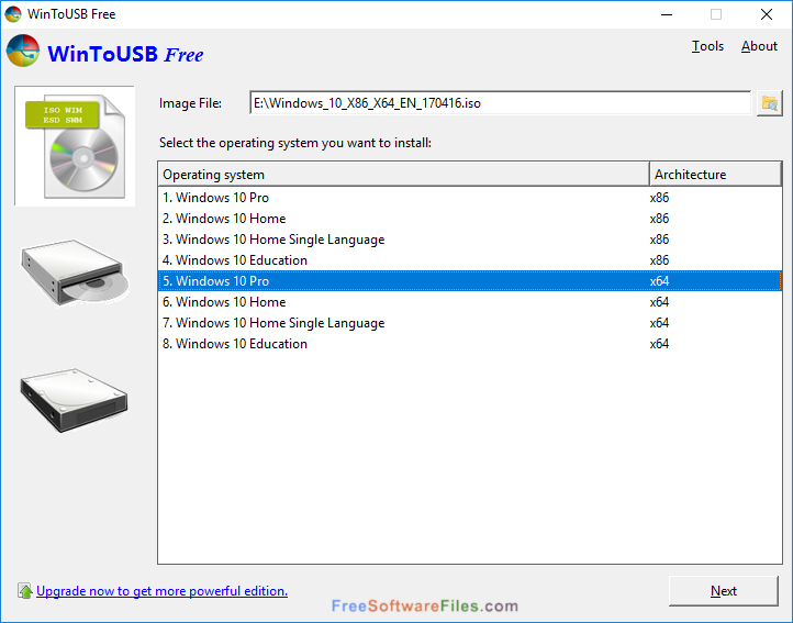 WinToUSB 3.8 Direct Link Download