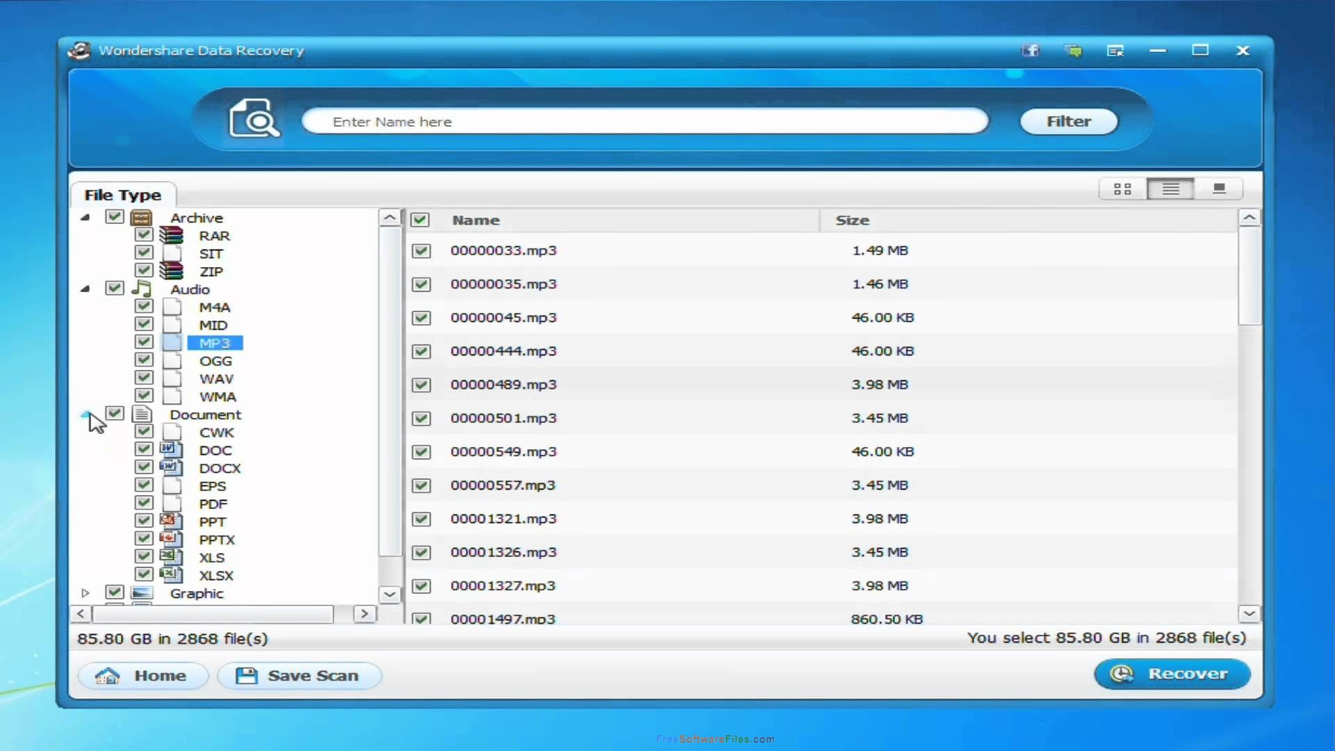Wondershare Data Recovery 6.5.1.5 Free Download offline installer