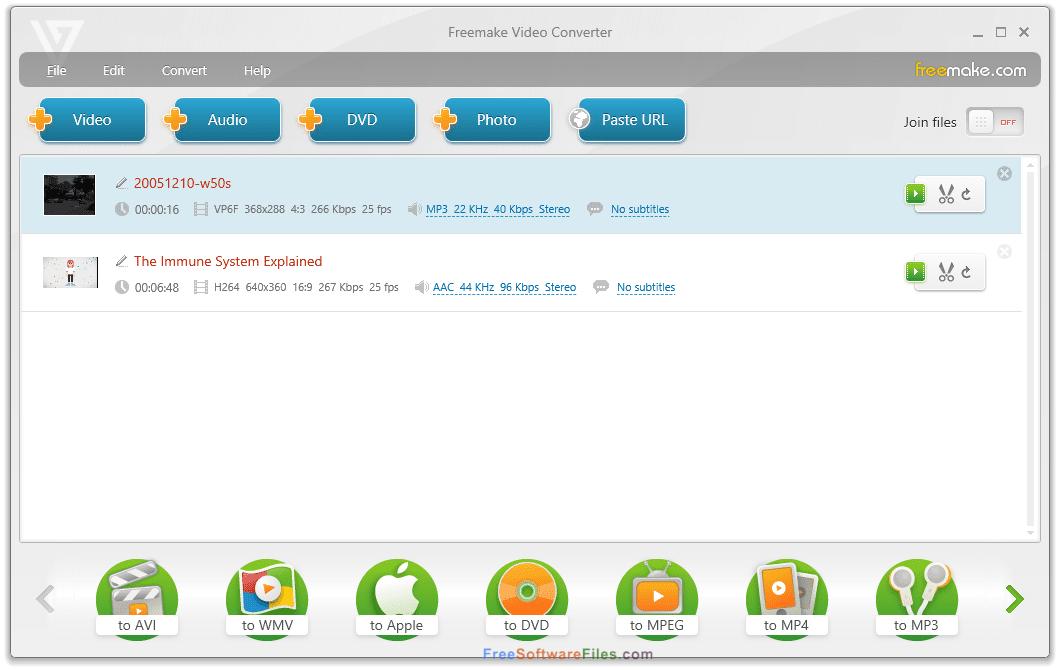 freemake video converter gold pack free download