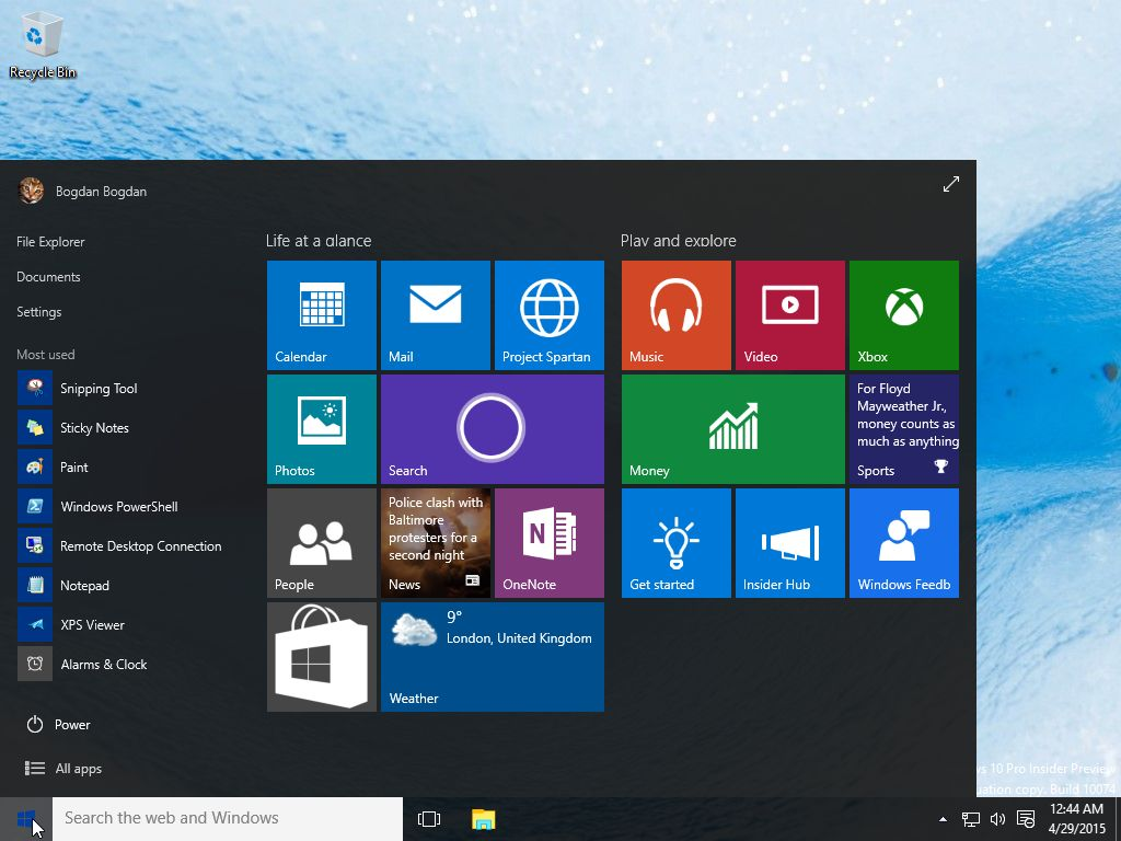 windows 10 operating system free download full version