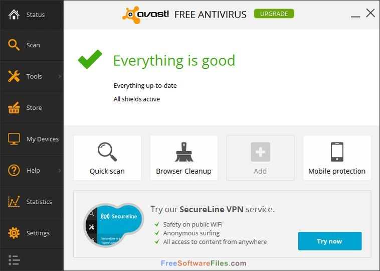 Avast Free Antivirus 2017 Offline Installer Download