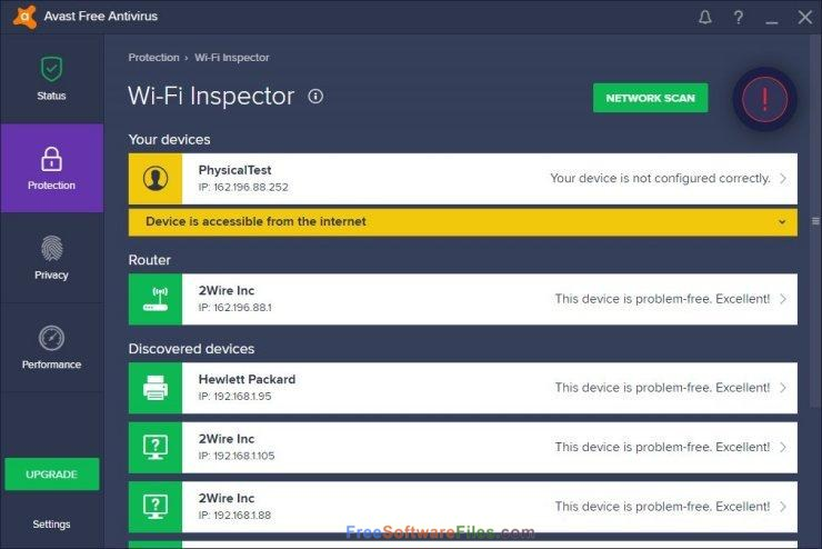 Avast Free Antivirus 2017 for pc