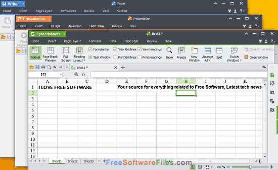 Portable WPS Office 10.2 Latest Version Download