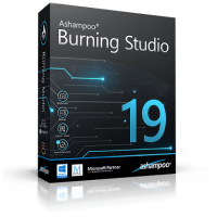 Ashampoo Burning Studio 19 Free Download