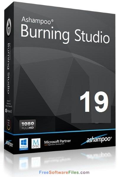 Ashampoo Burning Studio 19 Review