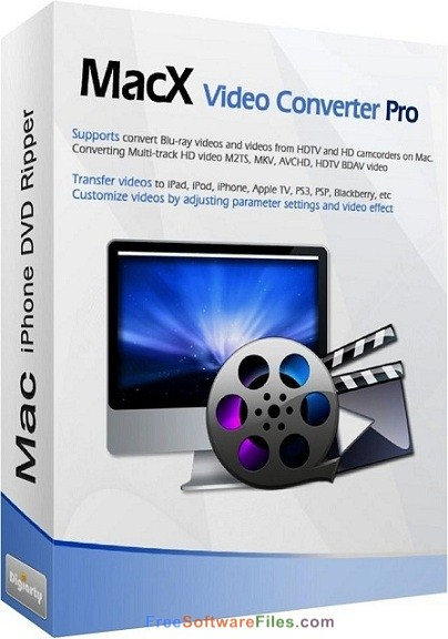 MacX Video Converter Free Download