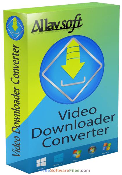Portable Allavsoft Video Downloader Converter Free Download