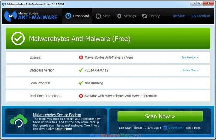 Portable Malwarebytes Anti-Malware Premium Direct Link Download