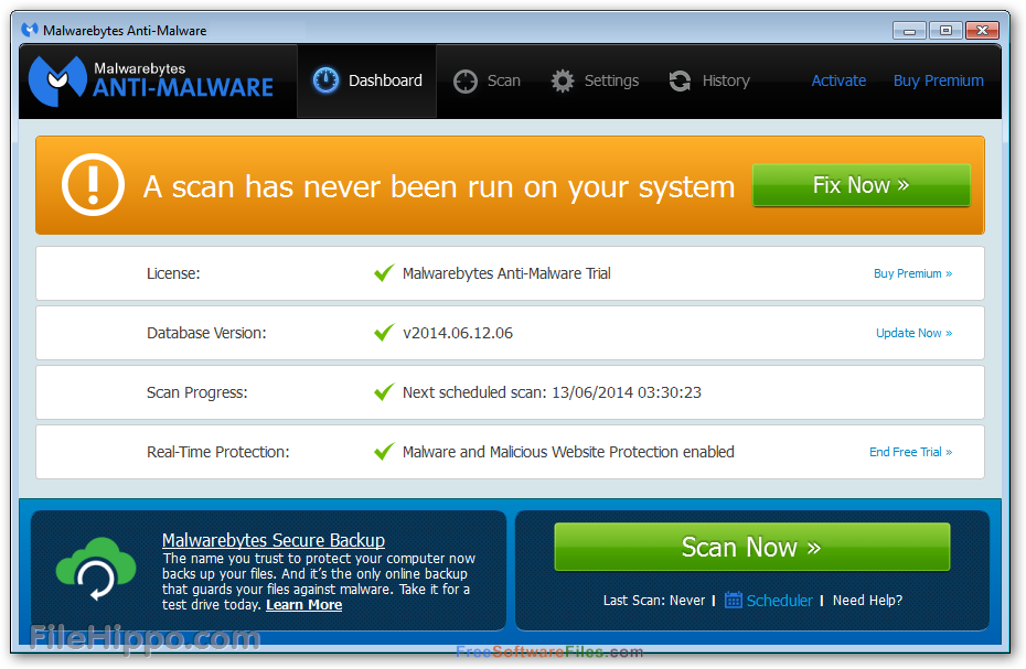 Portable Malwarebytes Anti-Malware Premium Offline Installer Download
