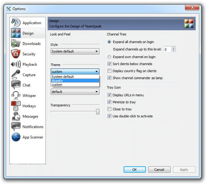 TeamSpeak Client 3.1.7 Offline Installer Download