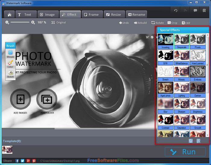 Watermark Software Free Download Overview