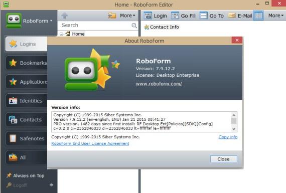 AI RoboForm Enterprise 7.9 Direct Link Download