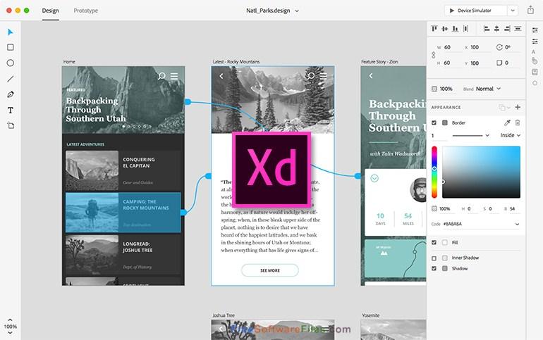 Adobe XD 2018 Latest Version Download
