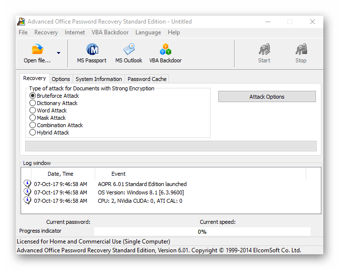 Advanced Office Password Recovery Portable Offline Installer Download