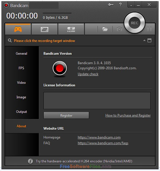 Bandicam Multilingual Latest Version Free Download