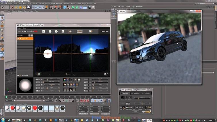CINEMA 4D Studio R19 free download full version