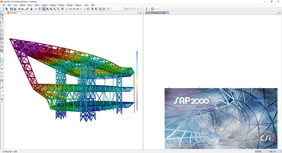 CSI SAP2000 Ultimate 20 Direct Link Download