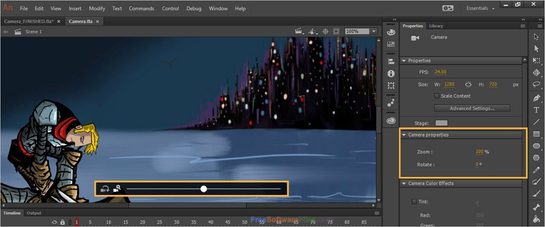 Adobe Animate CC 2018 Direct Link Download