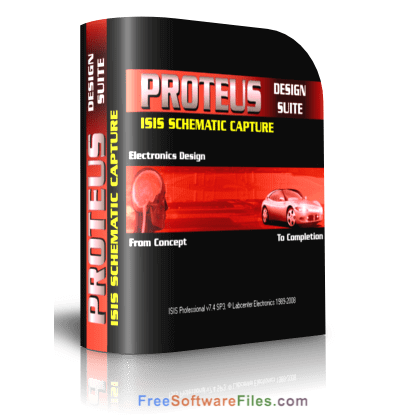Proteus Professional 8.6 Free Download