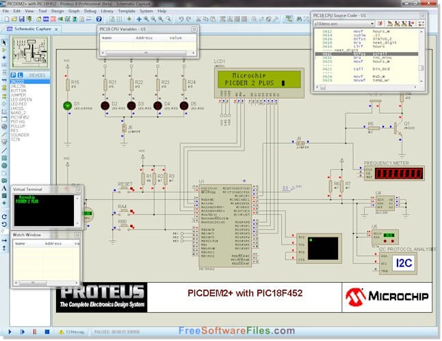 Proteus Professional 8.6 Latest Version Download