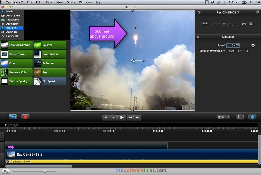TechSmith Camtasia 3.1.2 for Direct Link Download