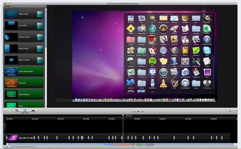 TechSmith Camtasia 3.1.2 for Offline Installer Download