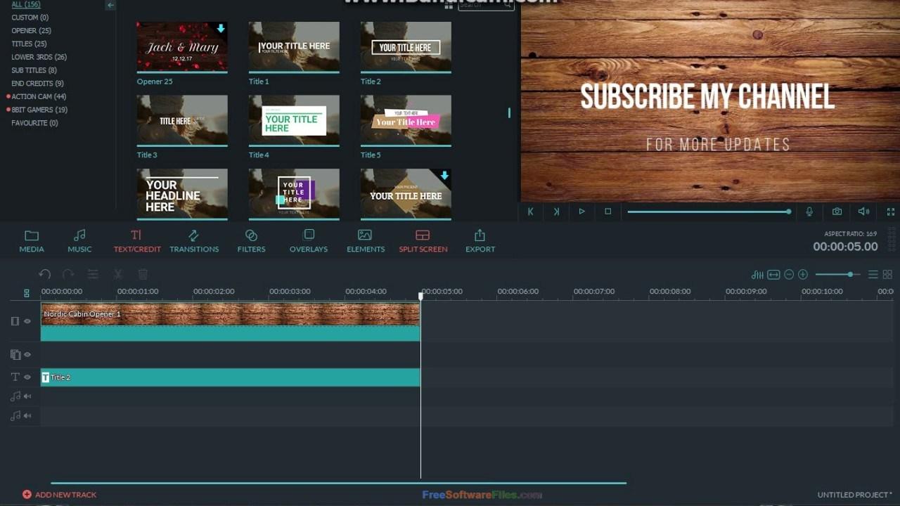 wondershare filmora offline installer