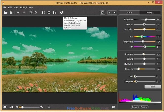 Movavi Photo Editor 5 Offline Installer Download