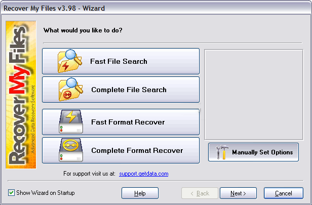 Recover My Files Portable