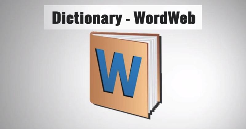 WordWeb Dictionary free download full version