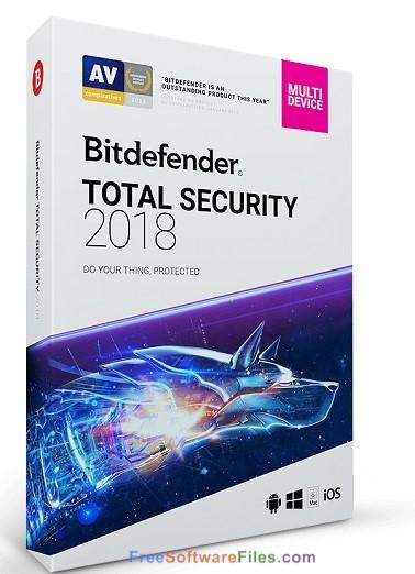 bitdefender total security 2018 review