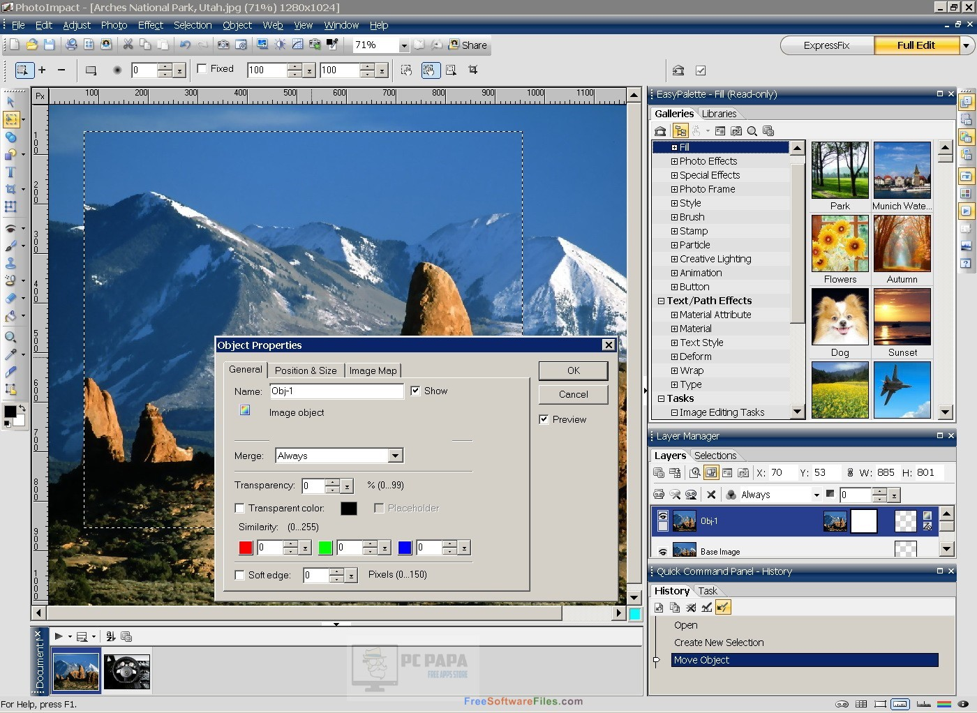 Corel Ulead PhotoImpact X3 Direct Link Download