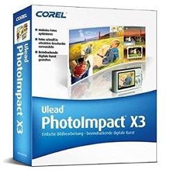 Corel Ulead PhotoImpact X3 Free Download