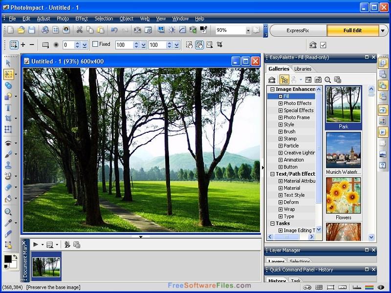 Corel Ulead PhotoImpact X3 Windows 10Corel Ulead PhotoImpact X3 Windows 10